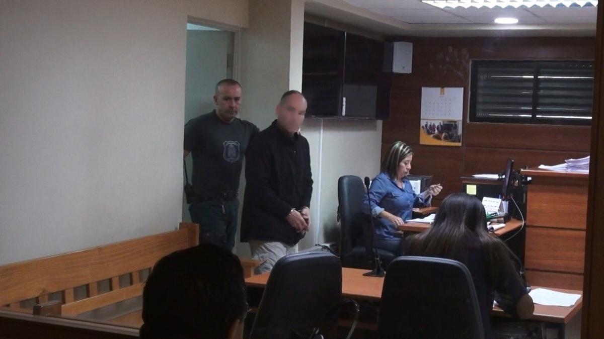 Ministro Felipe Ward condena nuevo daños ocurridos en el Gigante de Tarapacá.