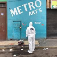 PDI investiga homicidio de Colombiano en local que funciona como clandestino