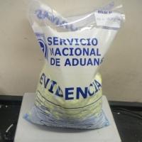 Aduanas incauta 7.240 pastillas de Éxtasis a minero Boliviano.