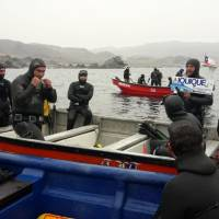 Iquique consiguió 1º lugar nacional en recolección de caza submarina .