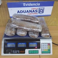Aduanas sorprende a Universitarios Tacneños con 16 paquetes de marihuana.