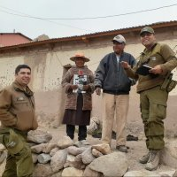 P.A.C.I. Realiza campaña preventiva en las zonas altiplánicas.