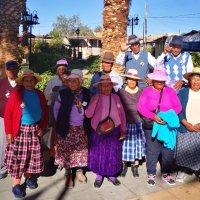 Adultos mayores de Colchane participaron de encuentro regional en Pica.