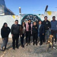 Bienes Nacionales entrega cementerio de mascotas en Alto Hospicio.