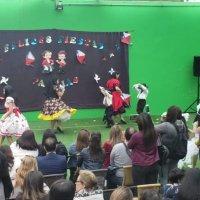 Jardín infantil Krippe Rescata tradiciones.