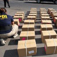 PDI incauta 24.000 mil barajas de naipes falsificados con la marca marlboro.