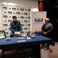 Mexicanos instalándose en Iquique para el narcotráfico son detenidos por la PDI.