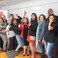 Más de treinta nortinas son parte de la Escuela Mujer Emprende en Tarapacá.