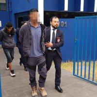 PDI detiene a 5 sujetos por robo con intimidación uno de ellos menor de edad.