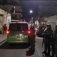 Carabineros detuvo a 121 personas la jornada del día de ayer por diversos delitos.