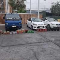Unidad de Foco de Fiscalía y Carabineros continúan con detenciones por saqueo a embotelladora