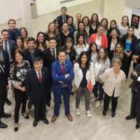 Fiscal Francisco Almazán dictó relatoría en seminario internacional sobre litigación.