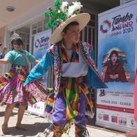"""Todo listo y dispuesto para el """"Tambo Andino 2020"""", encuentro de los pueblos originarios."""