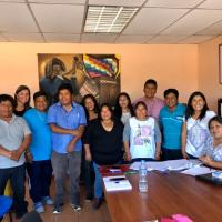 Mesa territorial Aymara realizarán gira a la Araucanía con aporte del programa Chile Indígena de Conadi.