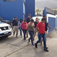 PDI Tarapacá materializó 28 expulsiones judiciales de ciudadanos Bolivianos.