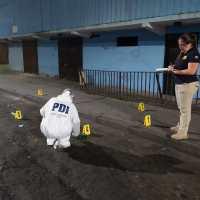 PDI Iquique detiene a sujeto por homicidio frustrado.