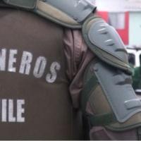 Carabineros detiene a Colombiano por el delito de robo con violencia en Alto Hospicio.