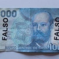 Carabineros del Labocar Iquique entregan sencillas recomendaciones para reconocer billetes falsos.
