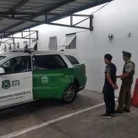 Carabineros de la 1ra. comisaría detiene a pareja que efectuó robo por sorpresa en el centro de Iquique.
