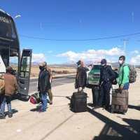 Alcalde de Colchane lamentó que gobierno boliviano impidiese el regreso de ciudadanos a su país.