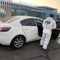 PDI Iquique incauta dos vehículos que fueron utilizados para la comisión de delitos violentos.
