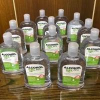 Alcohol gel originado en procesos productivos de ccu será entregado a ministerio de salud.