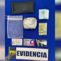 PDI Iquique detiene a 2 sujetos por el delito de robo por sorpresa en contra de ciudadana extranjera.