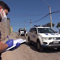 PDI detiene a mujer de 18 años por robo con intimidación en Alto Hospicio.
