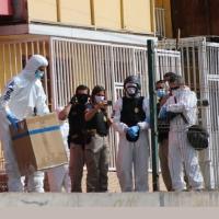 En prisión preventiva quedó Peruano que asesinó a joven encontrada en una bolsa.
