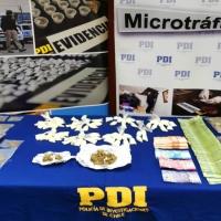 PDI IQUIQUE DESARTICULA CLAN FAMILIAR DEDICADO AL MICROTRÁFICO