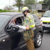 297 PERSONAS FUERON DETENIDAS DURANTE ESTE FIN DE SEMANA