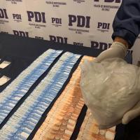 PDI IQUIQUE DESARTICULA BANDA QUE TRAFICABA DROGA EN TIEMPOS DE CUARENTENA TOTAL