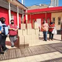 ZOFRI aporta cajas de alimentos a colaboradores y comunidad en general