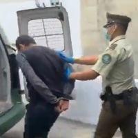 DETENIDO POR ROBO CON INTIMIDACIÓN CON UTILIZACIÓN DE ARMA DE FUEGO