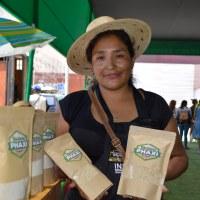 CON UNA CARTA MENÚ DIGITAL AGRICULTORES CELEBRARON DÍA INTERNACIONAL DEL CONSUMO DE LA QUINUA