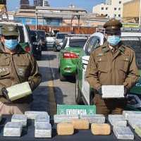 ABASTECÍA DE DROGAS UTILIZANDO FACHADA DE TAXISTA PARA BURLAR CONTROLES