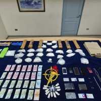 Fiscalía, Armada y PDI detienen a cuatro imputados por tráfico de drogas en Iquique