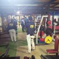 PDI desarticula gimnasio clandestino en la comuna de Alto Hospicio
