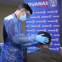 Comenzó segundo testeo masivo preventivo en Aduana de Iquique