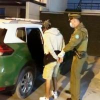 O.S.9 detiene a sujeto que participo en robo con violencia de 8 millones de pesos a una mujer