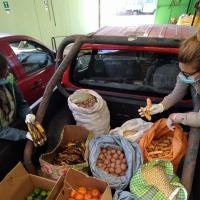 SAG desbarata dos centros de acopio con productos agropecuarios clandestinos