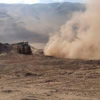 Seremi de Bienes Nacionales de Tarapacá detecta nueva operación de áridos ilegales