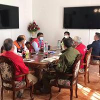 Revisan Plan Paso a Paso con alcaldes de la región de Tarapacá 4 comunas del Tamarugal están en etapa de preparación.