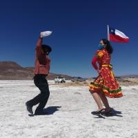 Alcalde de Colchane reivindica la soberanía chilena en el salar de Coipasa