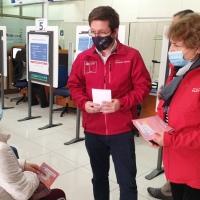 Hasta octubre se amplían operativos en terreno para recuperar la cédula de identidad de cara al Plebiscito