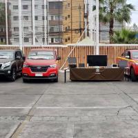 Fiscalía de Iquique formalizó a imputado por sustracción de camioneta con arma de fuego