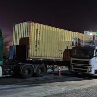 Aduanas incauta dos camiones con cigarrillos