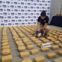 Fiscalía y PDI decomisan más de 313 kilos de droga y detienen a banda criminal