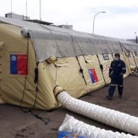 Servicio de salud Iquique logra autonomía operativa ante emergencias y desastres