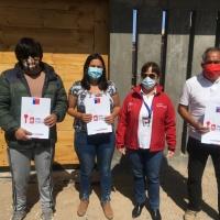 Seremi de Bienes Nacionales otorgó títulos gratuitos a familias de Iquique y Alto Hospicio